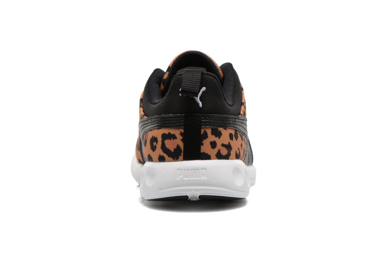 Baskets Puma WNS Carson Cheetah Marron vue droite