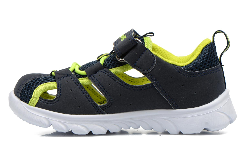 Sneakers Kangaroos Rock lite Azzurro immagine frontale