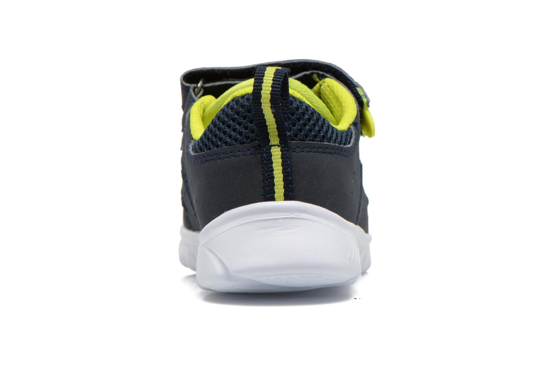 Rock lite Dk Navy/Lime
