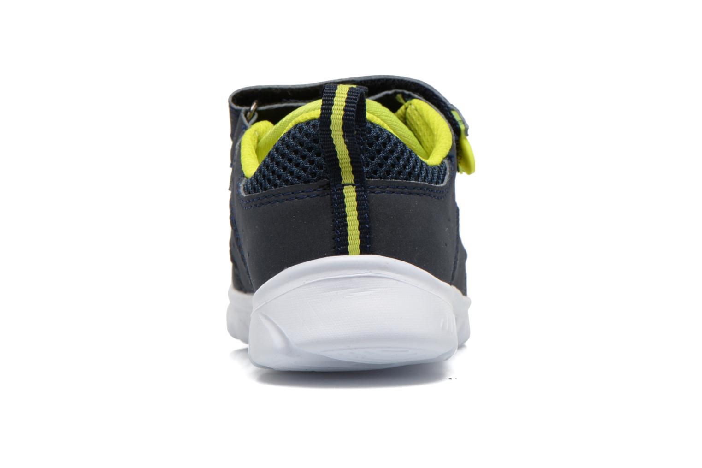 Sneakers Kangaroos Rock lite Blauw rechts