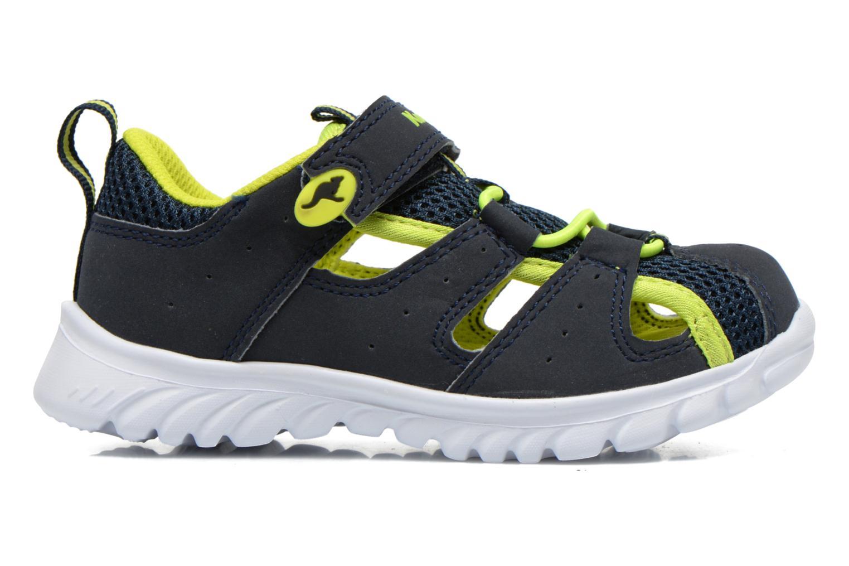 Sneakers Kangaroos Rock lite Blå se bagfra