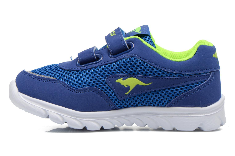 Trainers Kangaroos Inlite 3003B Blue front view