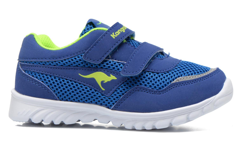 Sneakers Kangaroos Inlite 3003B Blå bild från baksidan