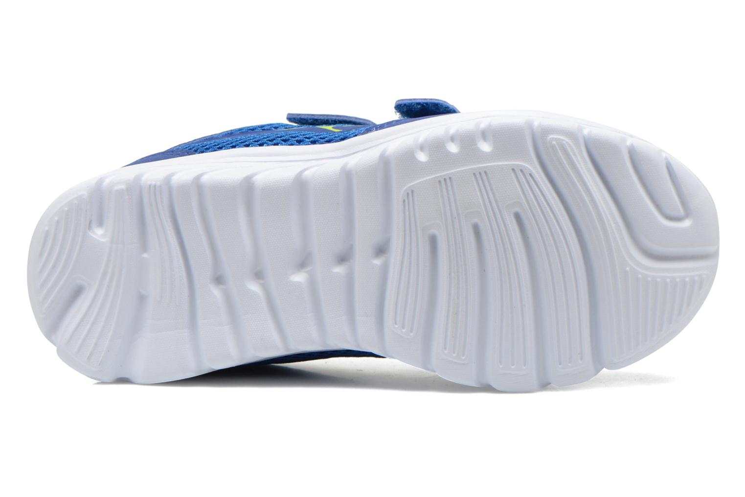 Trainers Kangaroos Inlite 3003B Blue view from above