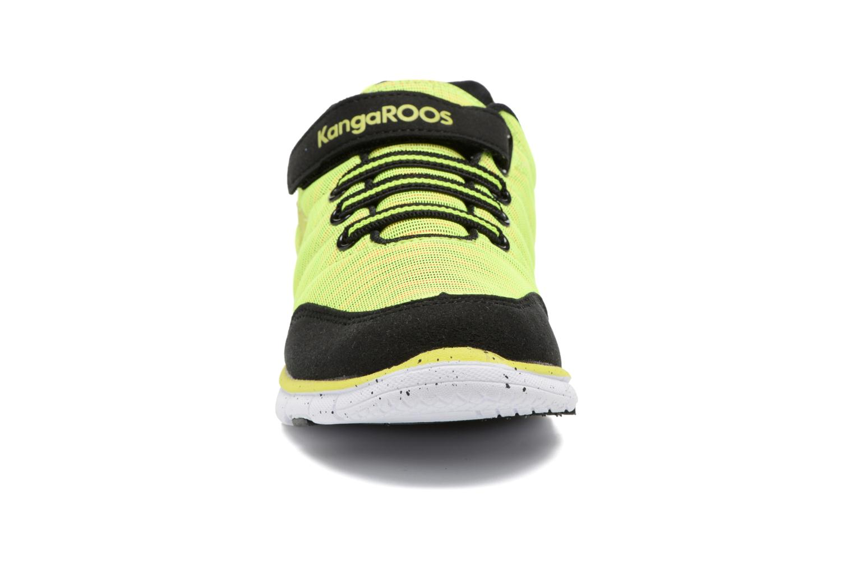 Sneakers Kangaroos Nuri-Zebra Geel model