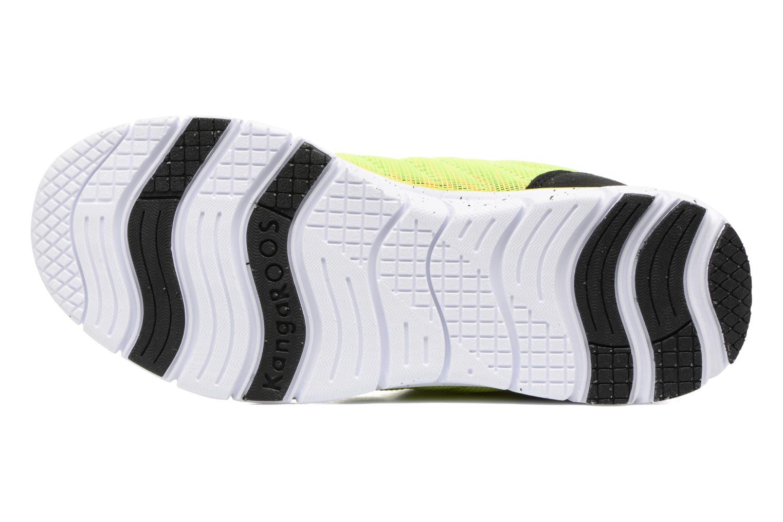 Sneakers Kangaroos Nuri-Zebra Geel boven