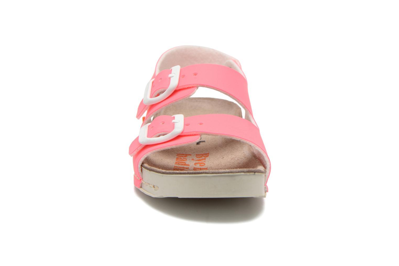 Sandales et nu-pieds Art A433 I Play Rose vue portées chaussures