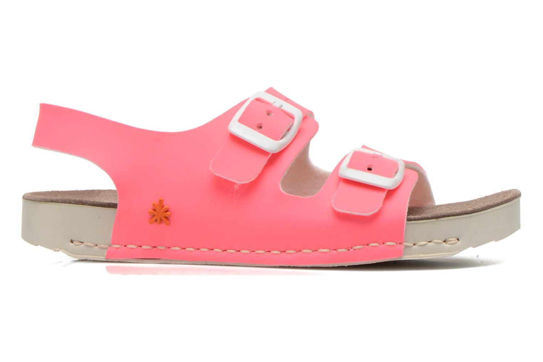Sandales et nu-pieds Art A433 I Play Rose vue derrière