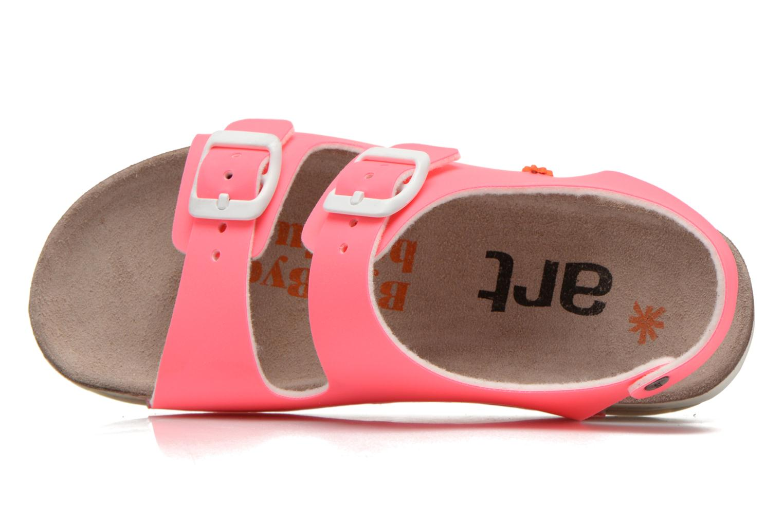 Sandalen Art A433 I Play rosa ansicht von links