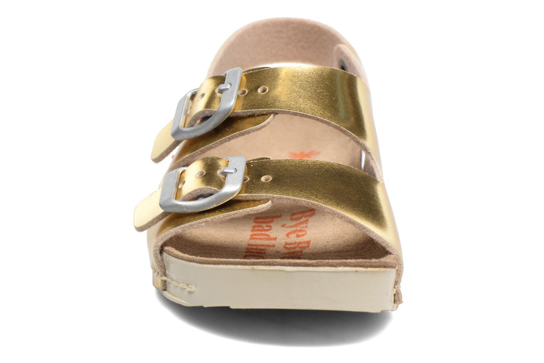 Sandales et nu-pieds Art A433 I Play Or et bronze vue portées chaussures