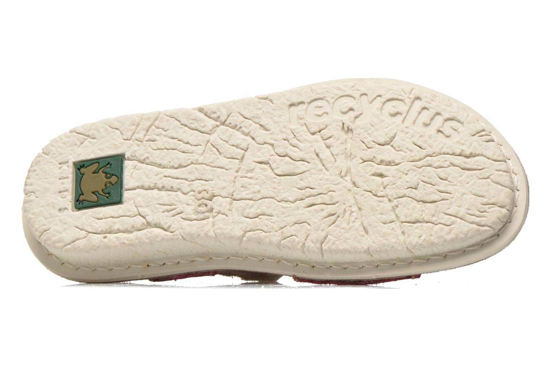 Sandales et nu-pieds El Naturalista Kiri 5E-284 Rose vue haut