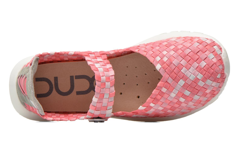 Sneakers DUDE E-last Tessa Roze links
