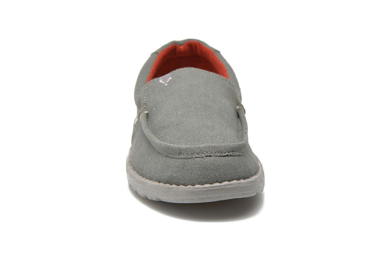 Loafers DUDE Remo Grå bild av skorna på