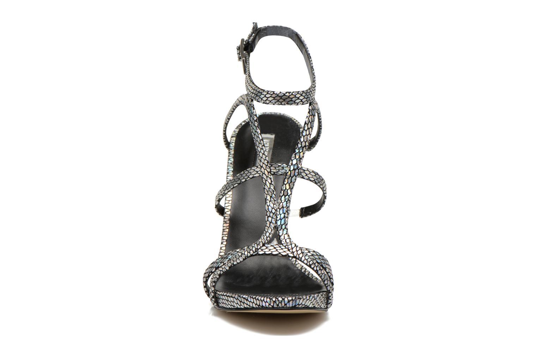Sandals Guess Adalee Black model view
