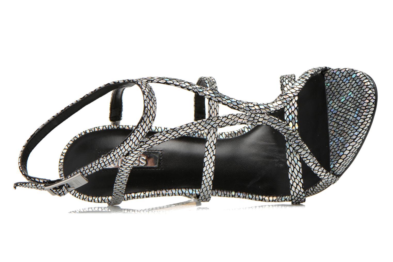 Sandales et nu-pieds Guess Adalee Noir vue gauche
