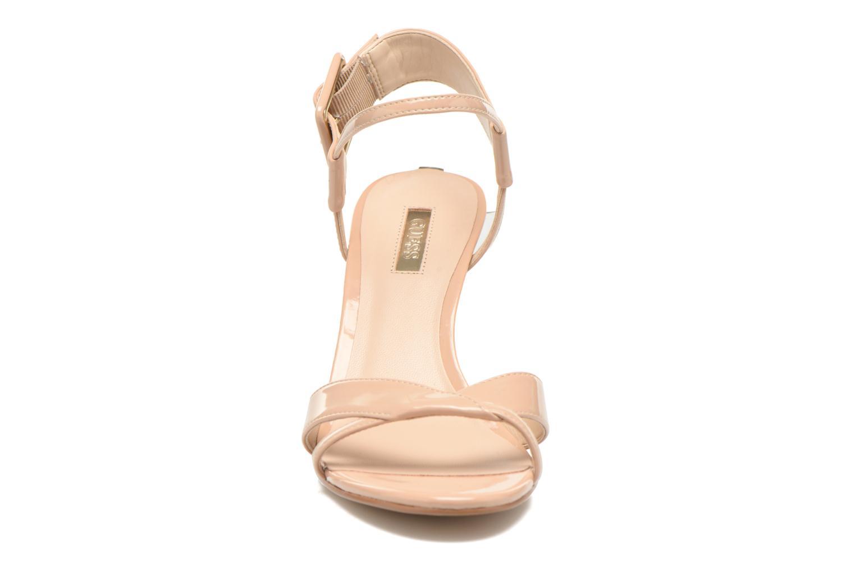 Sandals Guess Deetra Beige model view