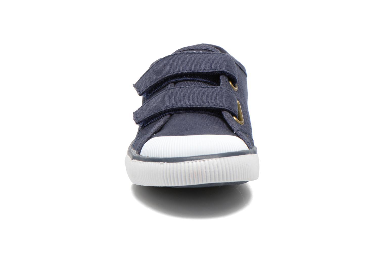 Baskets Levi's Gozilla Bleu vue portées chaussures