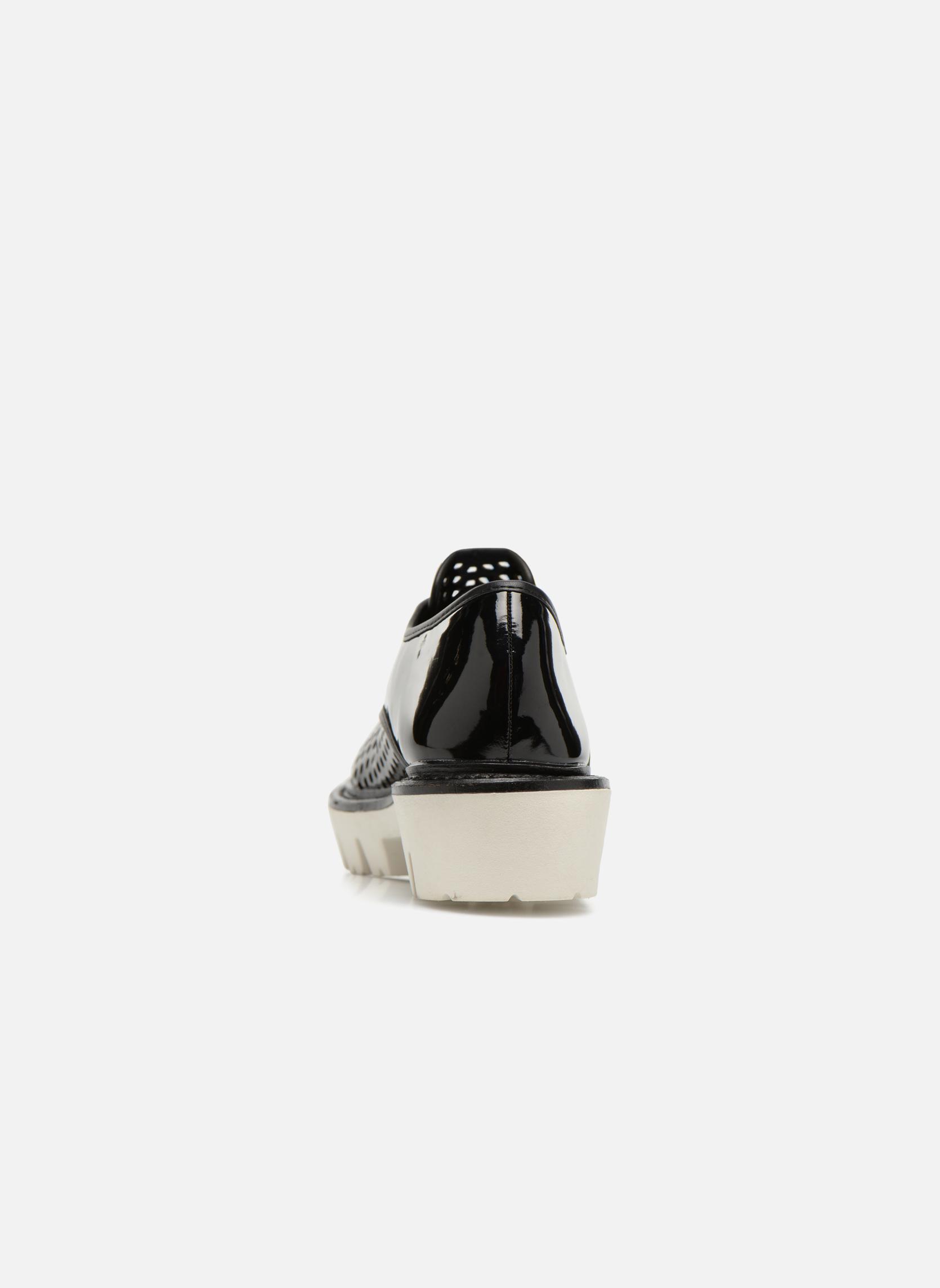 Snörade skor Sixty Seven Arasna Svart Bild från höger sidan