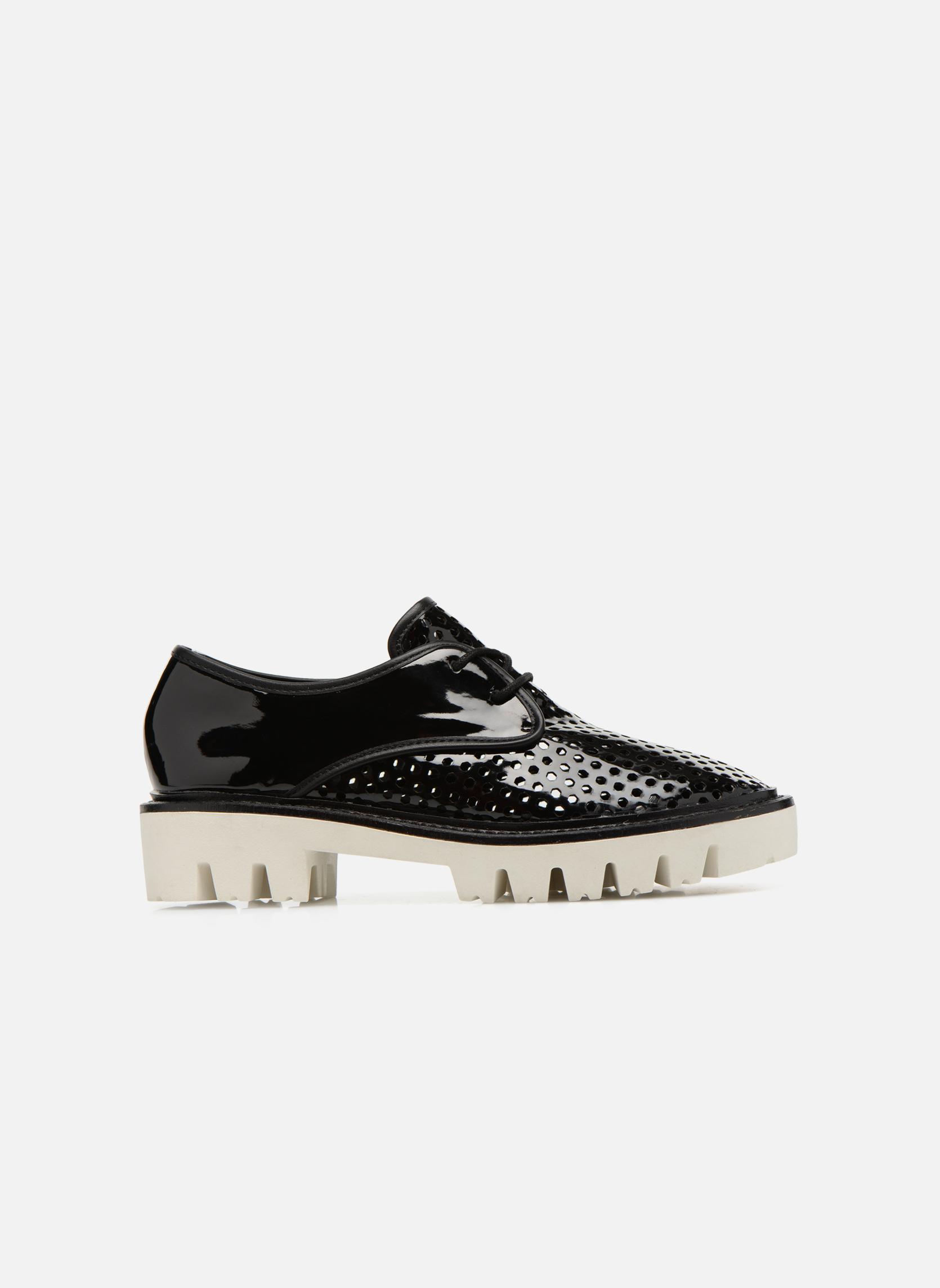Chaussures à lacets Sixty Seven Arasna Noir vue derrière