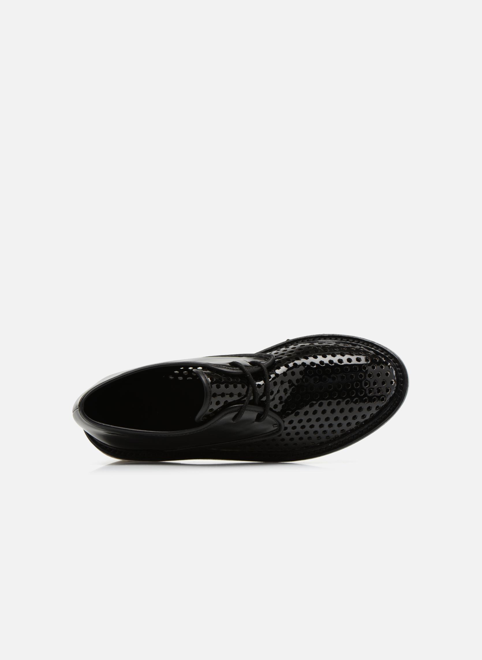 Chaussures à lacets Sixty Seven Arasna Noir vue gauche