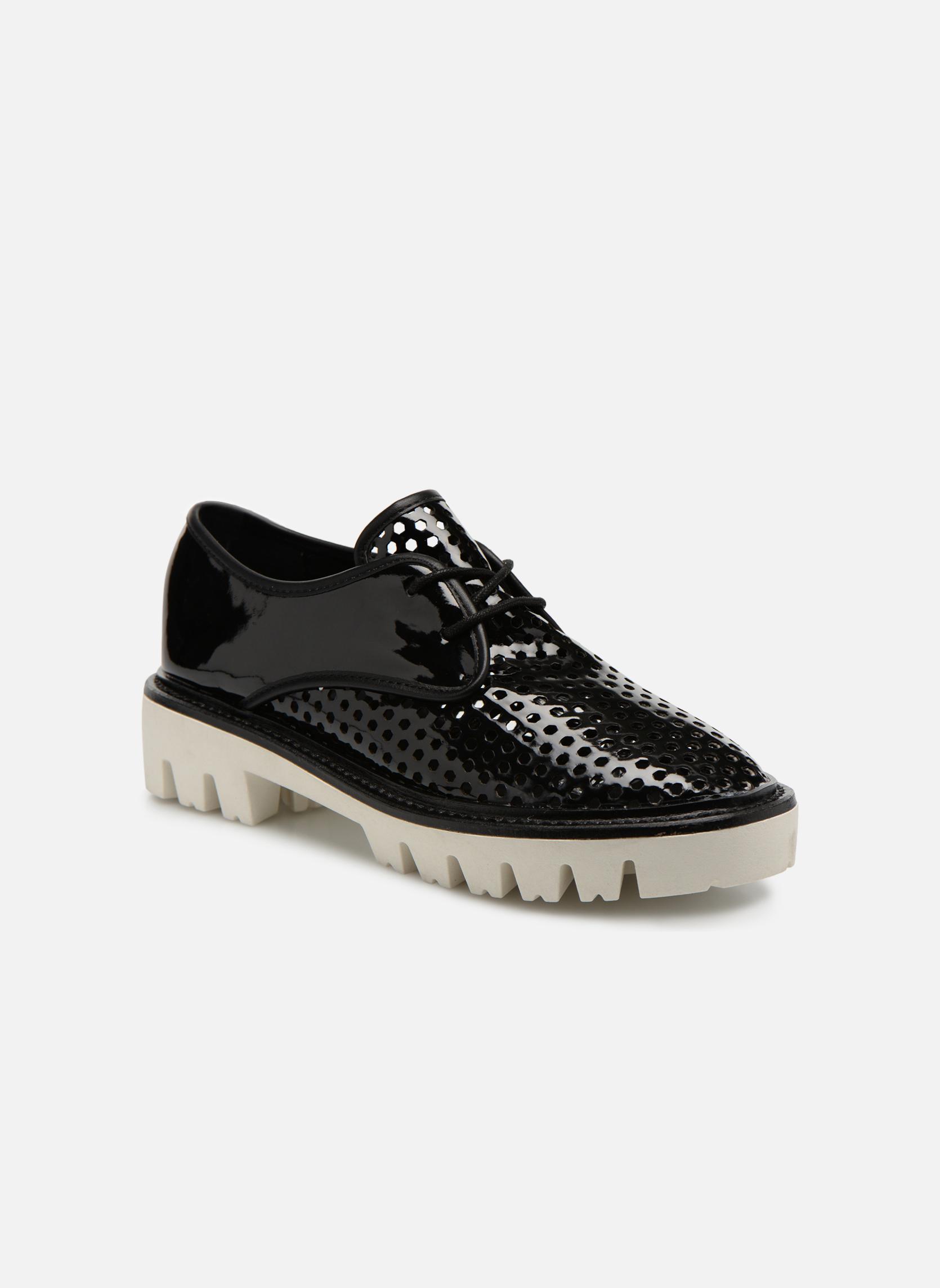 Chaussures à lacets Sixty Seven Arasna Noir vue détail/paire