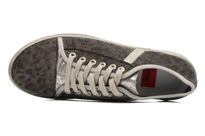 Grandes descuentos últimos zapatos Rieker Speed 42417 (Plateado) - Deportivas Descuento