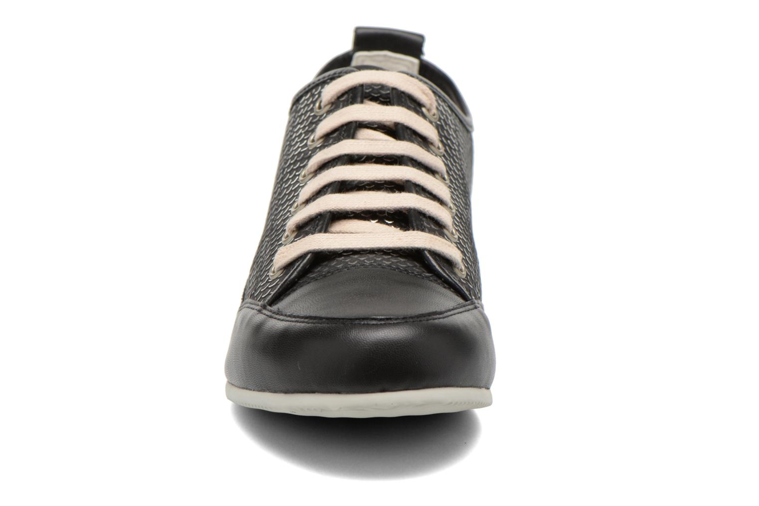 Trainers Karston Caba Black model view
