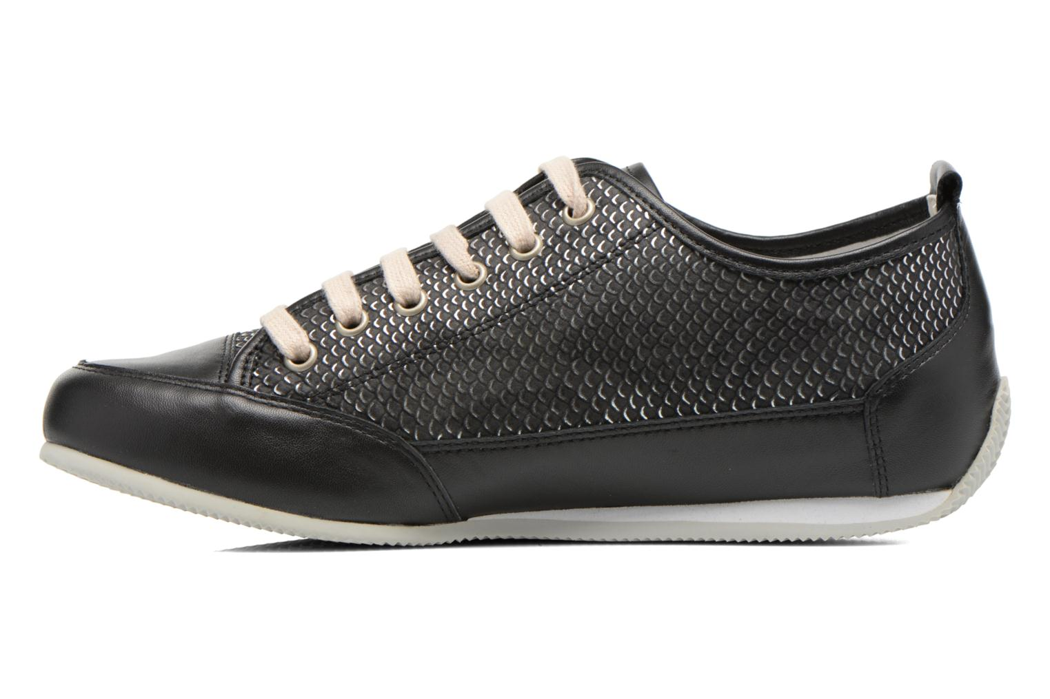 Trainers Karston Caba Black front view
