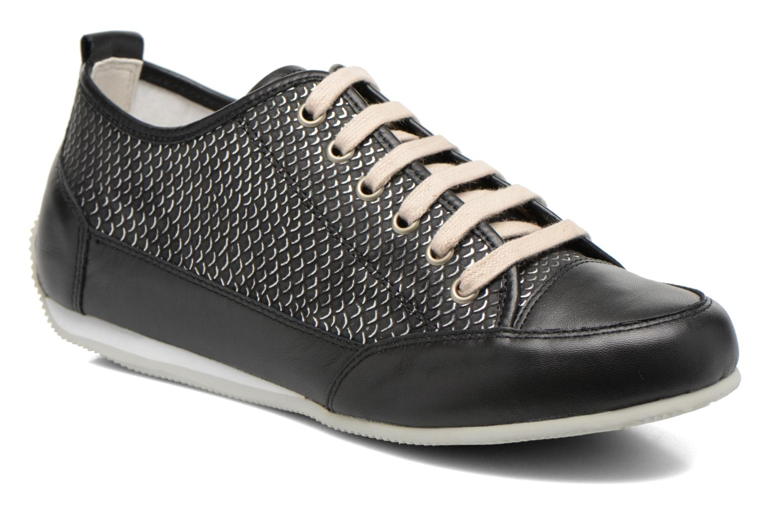 Trainers Karston Caba Black detailed view/ Pair view