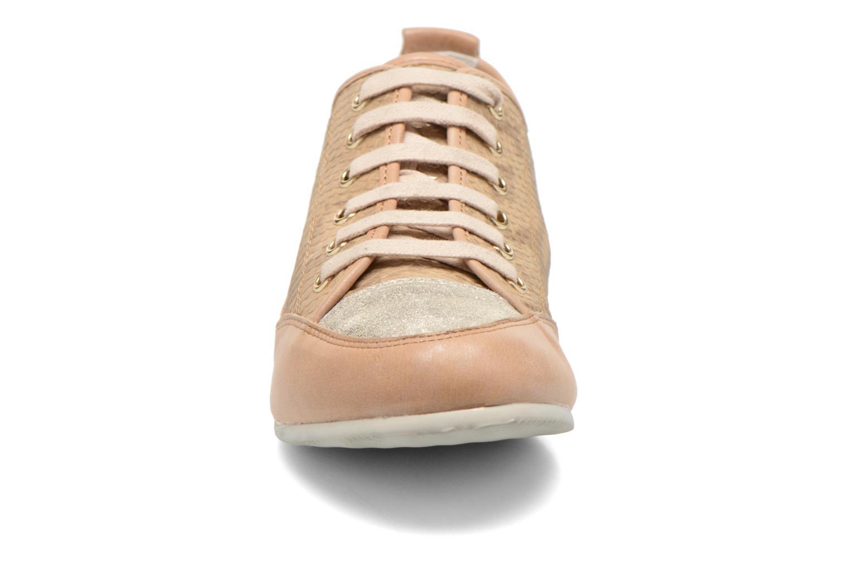 Sneaker Karston Caba braun schuhe getragen