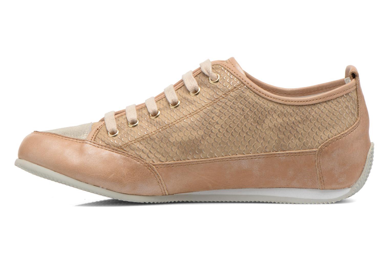 Sneaker Karston Caba braun ansicht von vorne