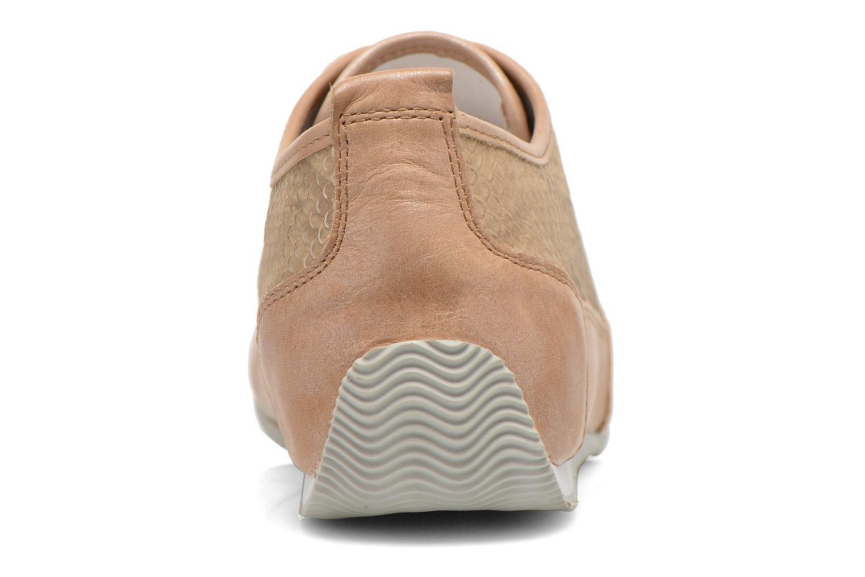 Sneaker Karston Caba braun ansicht von rechts