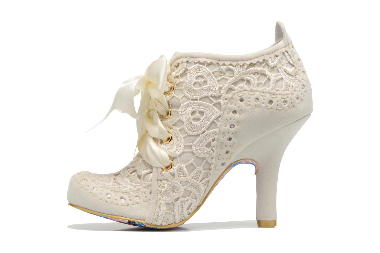 Zapatos con cordones Irregular choice Abigail's Third Party Blanco vista de frente