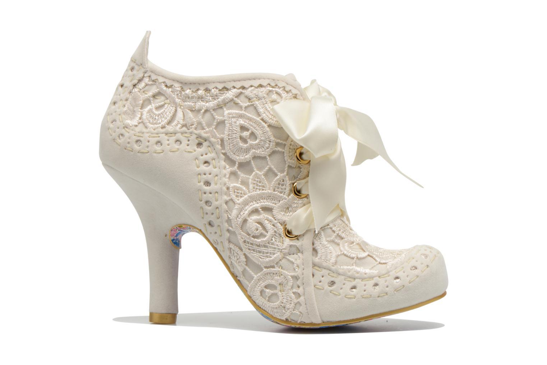 Zapatos con cordones Irregular choice Abigail's Third Party Blanco vistra trasera