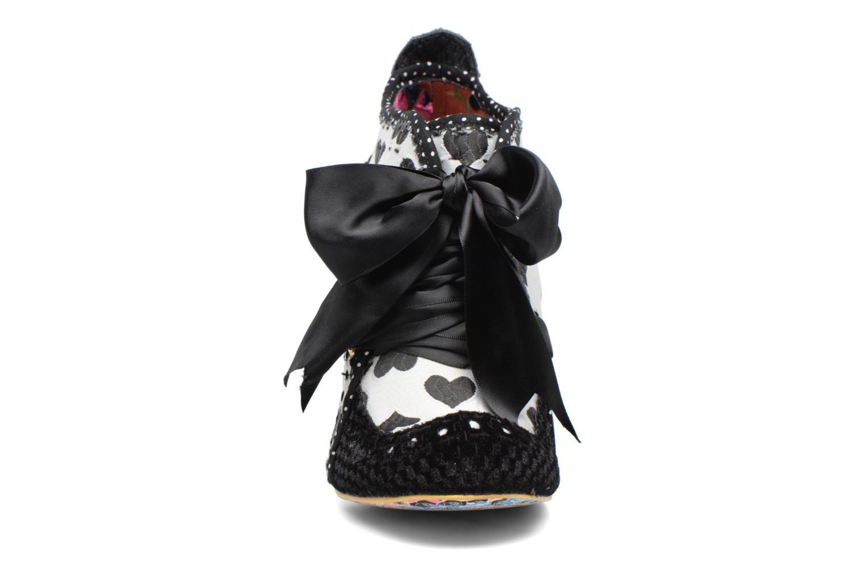 Chaussures à lacets Irregular Choice Abigail's Third Party Noir vue portées chaussures
