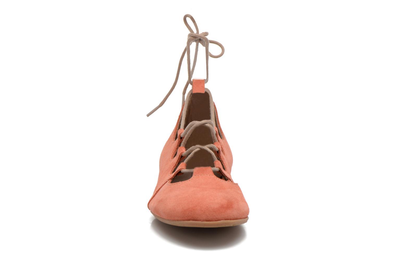 Ballerinaer Georgia Rose Calies Pink se skoene på