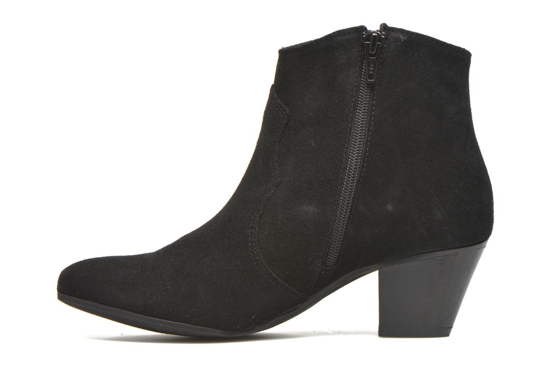 Boots en enkellaarsjes Georgia Rose Ceceki Zwart voorkant