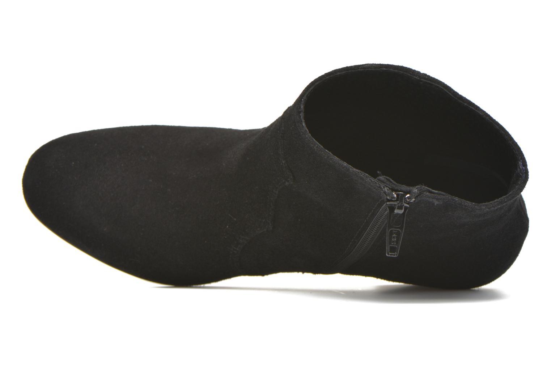 Bottines et boots Georgia Rose Ceceki Noir vue gauche