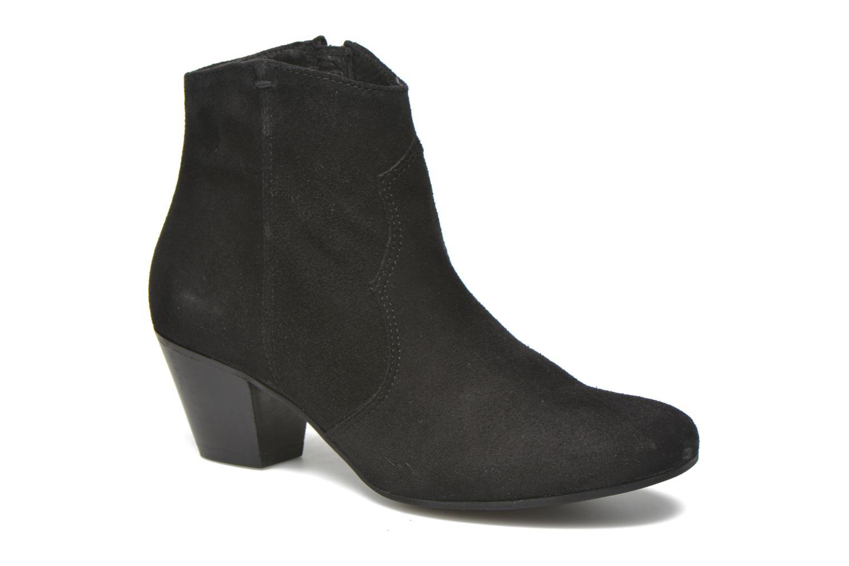 Boots en enkellaarsjes Georgia Rose Ceceki Zwart detail