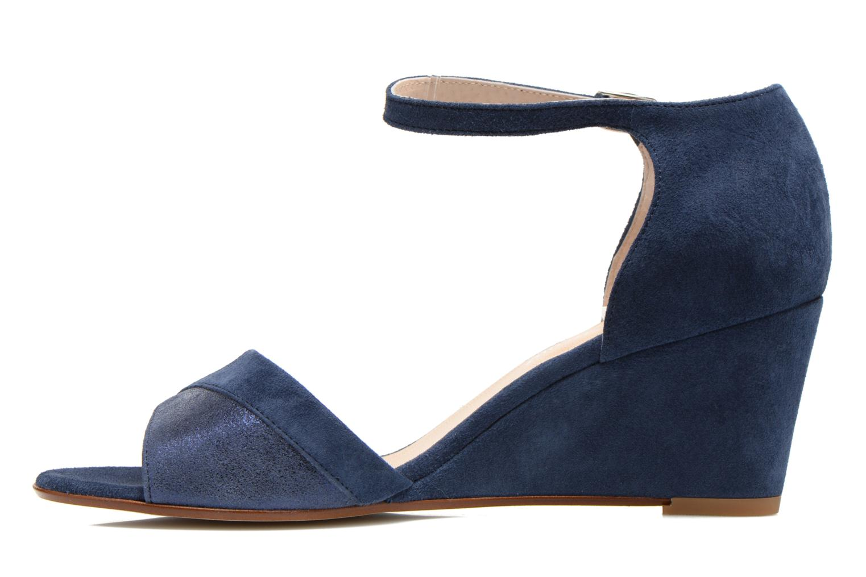 Sandals Georgia Rose Lilika Blue front view