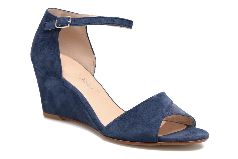 Sandals Georgia Rose Lilika Blue detailed view/ Pair view