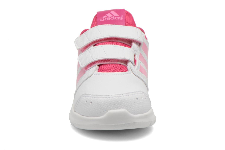 Sneaker Adidas Performance lk sport 2 cf i weiß schuhe getragen