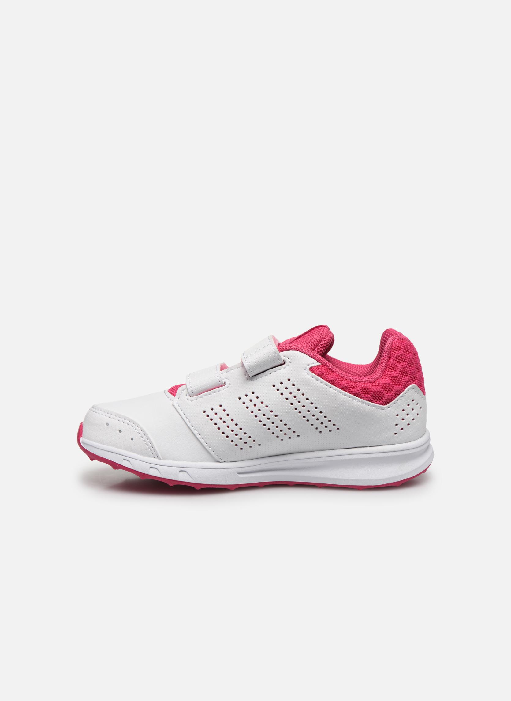 Sneaker Adidas Performance lk sport 2 cf k weiß ansicht von vorne