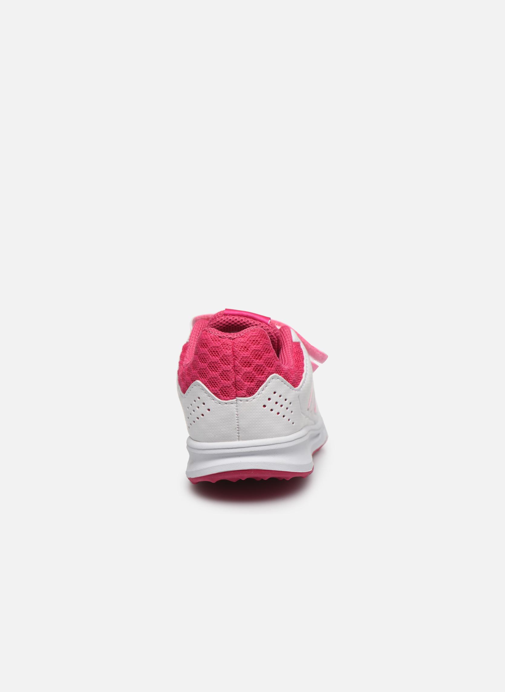 Baskets Adidas Performance lk sport 2 cf k Blanc vue droite