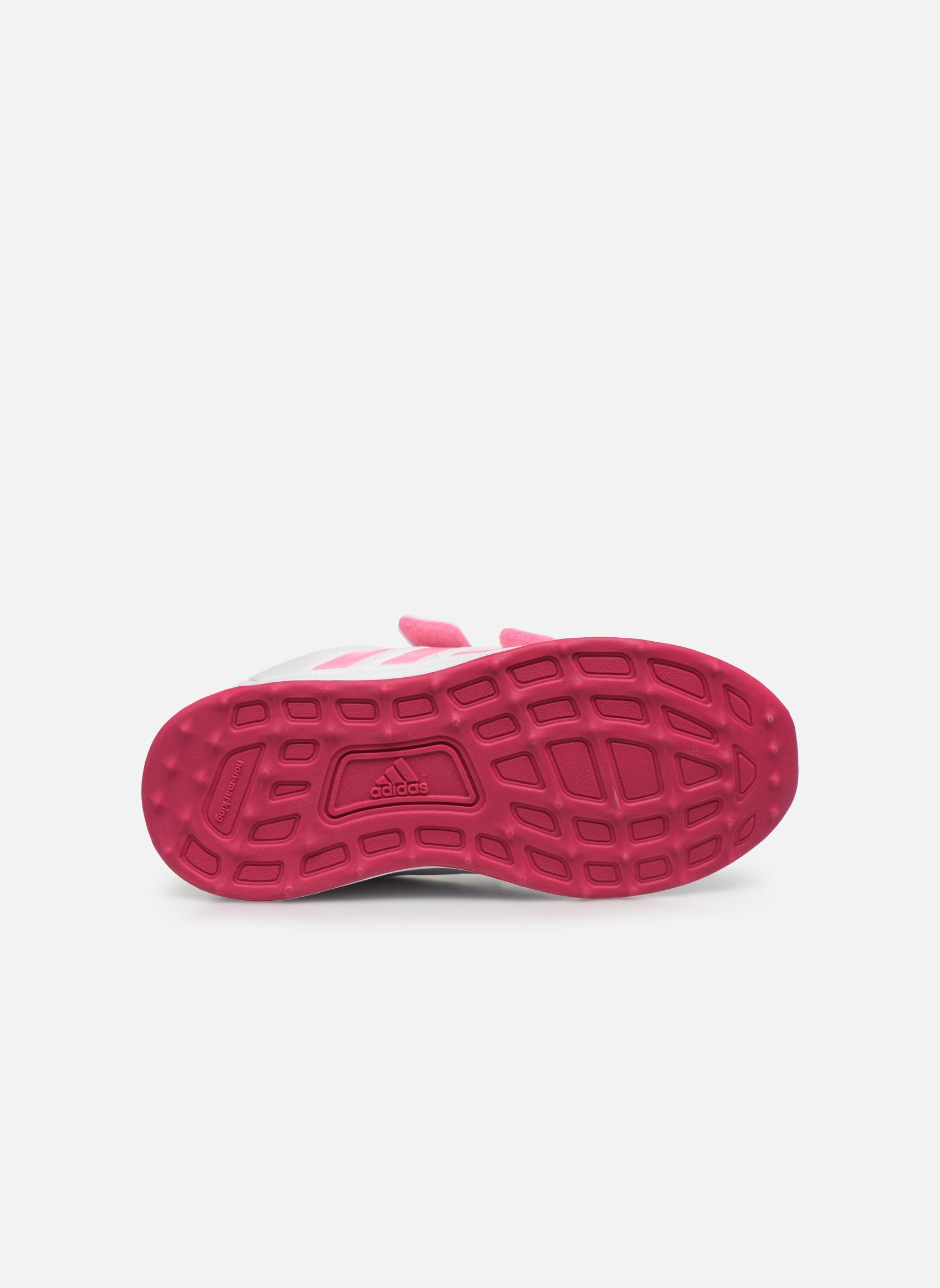 Sneaker Adidas Performance lk sport 2 cf k weiß ansicht von oben