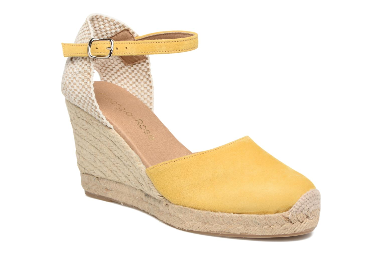 Sandali e scarpe aperte Georgia Rose Iponiki Giallo vedi dettaglio/paio