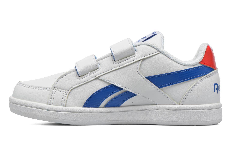 Sneakers Reebok Reebok Royal Prime Alt Hvid se forfra