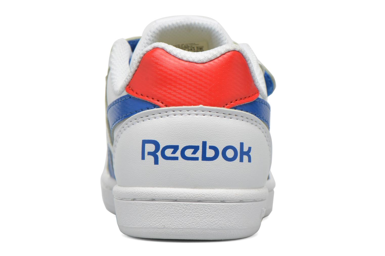 Reebok Royal Prime Alt White/Awesome Blue/Primal Red