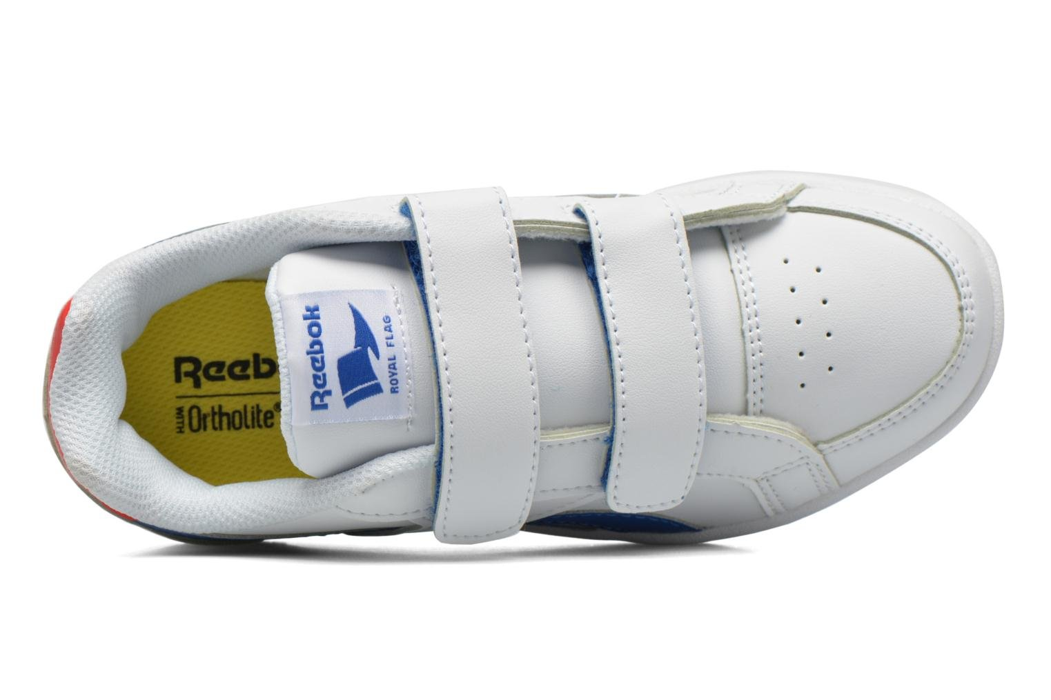 Trainers Reebok Reebok Royal Prime Alt White view from the left