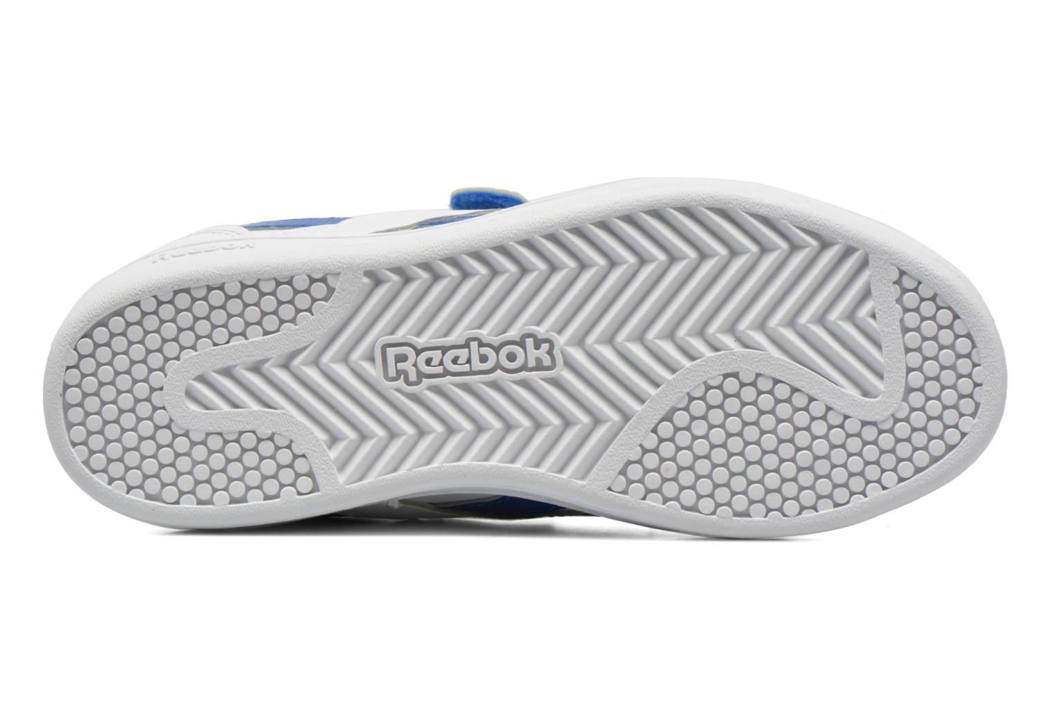 Reebok Royal Prime Alt White/Awesome Blue/Primal Red